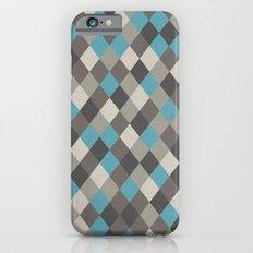 Harlequin Grey Slim Case iPhone 6s