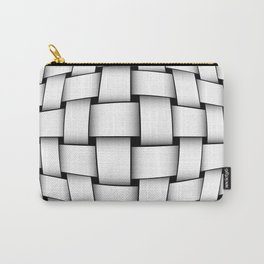 intertwined bands Carry-All Pouch