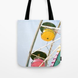Carefree Summer of Love Tote Bag