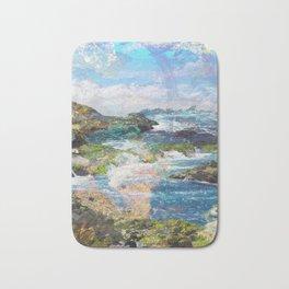 Coastlines Bath Mat