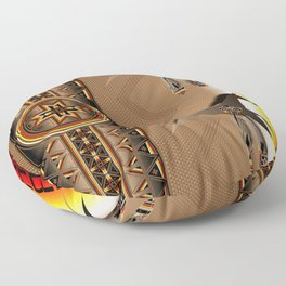 War Horse Floor Pillow