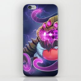 Vel koz Poro iPhone Skin