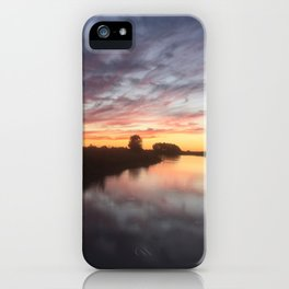Galt iPhone Case