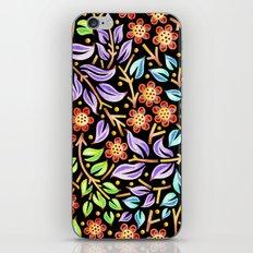 Filigree Flora iPhone & iPod Skin
