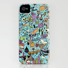 For the love of drawing iPhone (4, 4s) Slim Case