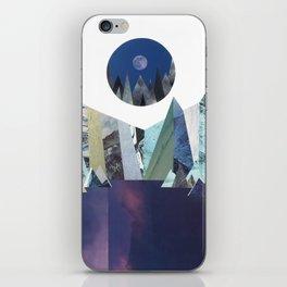 Lunar Lake iPhone Skin