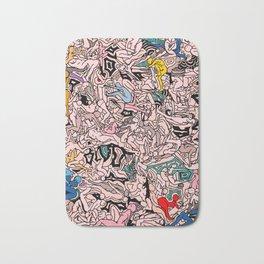 Kamasutra LOVE - Flesh Pink Bath Mat