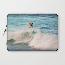 Wipe Out Laptop Sleeve