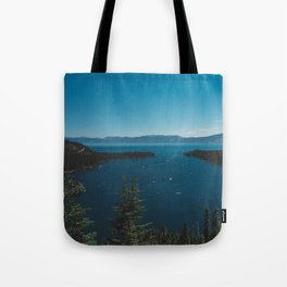 Lake Tahoe VI Tote Bag