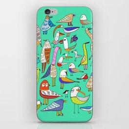 Tweet Tweet Tweet. iPhone Skin