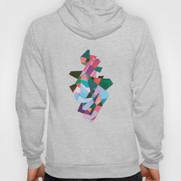 bach abstraction Hoody