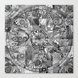 Mandala 5 Canvas Print