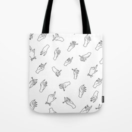 Come in Handy Tote Bag