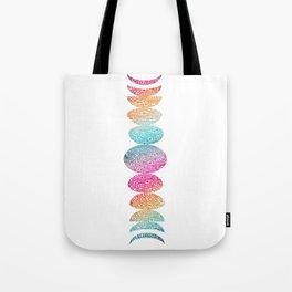 Moon Phase Art, Moon Art, Gypsy Art, Magic, Moon Magic Tote Bag