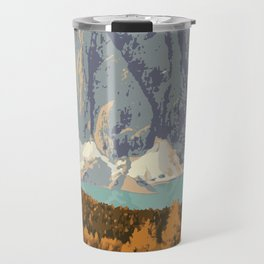 Kootenay National Park Travel Mug