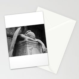 Mourning Angel Stationery Cards