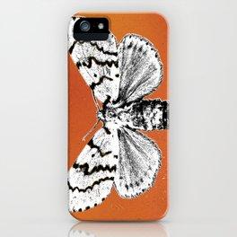 Invasive Species Series: Female Gyp. Moth iPhone Case