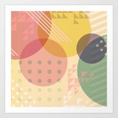 Mild II Art Print