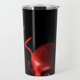 Red Wendigo Travel Mug
