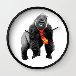 Donkey Kong Unpixeled Wall Clock