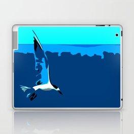Tropical Tern (Sandwich Tern) - Seychelles Laptop & iPad Skin