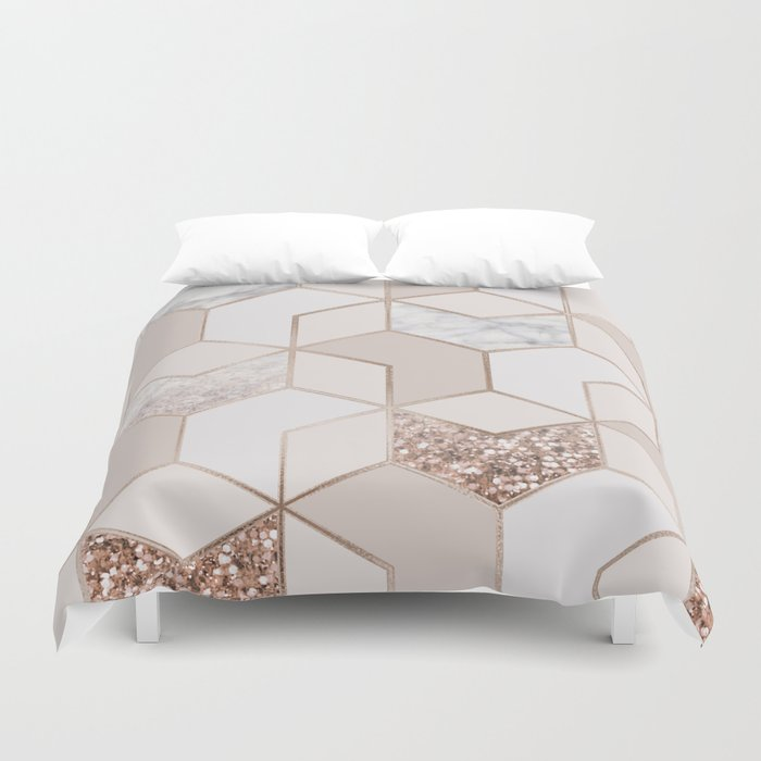 It's a beautiful day Duvet Cover