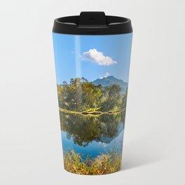 Autumn mirror Travel Mug