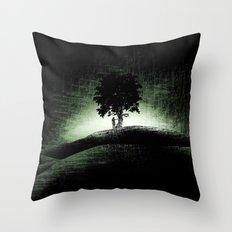 il cielo in una stanza Throw Pillow