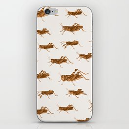 Crickets iPhone Skin