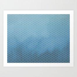 Open Ocean Art Print