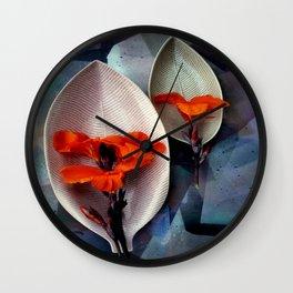 I Canna' Be-leaf Wall Clock