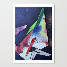 micro-v2 Canvas Print