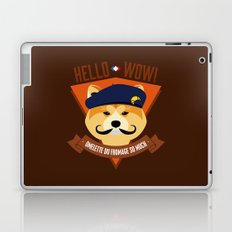 Hello wow, Omelette du Fromage So Much Laptop & iPad Skin