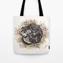 Rolling in the Clover Tote Bag