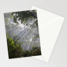 I Saw The Light Stationery Cards