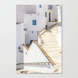 Frigiliana Canvas Print