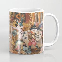 The triumph of Death Coffee Mug