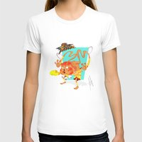 street fighter T-shirts featuring STREET FIGHTER - DHALSIN by mirojunior