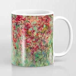 "Claude Monet ""House among the Roses"", 1925 Coffee Mug"