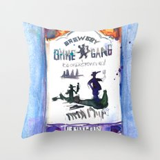 Ommegang Hennepin Throw Pillow