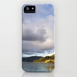 The Mouth of Andersons Bay iPhone Case