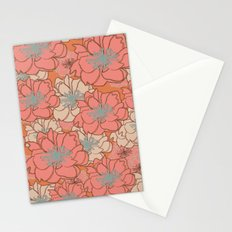 Loud Floral Stationery Cards