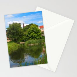 idyll in Güstrow Stationery Cards