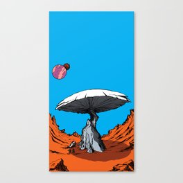 Marooned! Canvas Print
