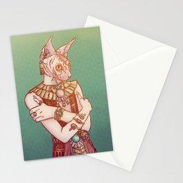 Safiya The Sphynx Cat Stationery Cards