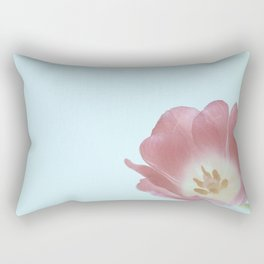A simple romance Rectangular Pillow