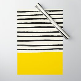 Sunshine x Stripes Wrapping Paper