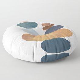 Balancing Stones 31 Floor Pillow