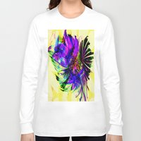 fancy Long Sleeve T-shirts featuring Fancy by Art-Motiva