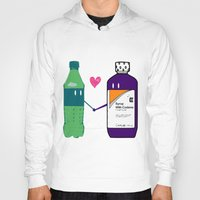 gucci Hoodies featuring Lean in Love by Grime Lab